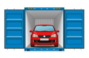 car-in-container